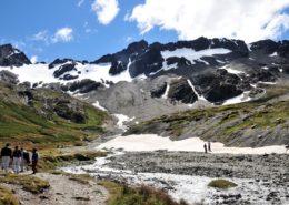 Glaciar Martial Ushuaia