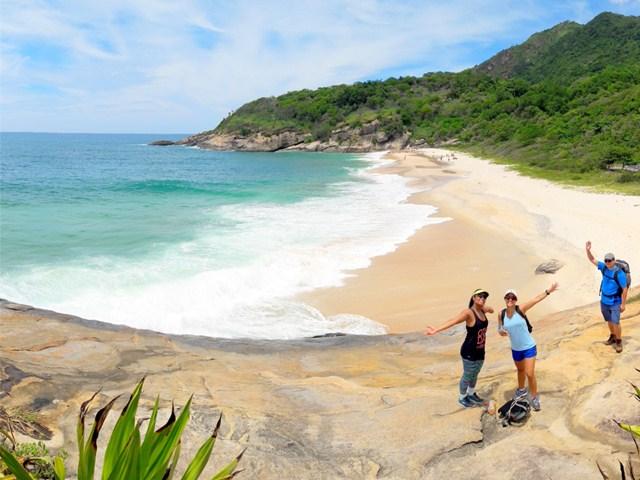 Praias Selvagens - Barra de Guaratiba