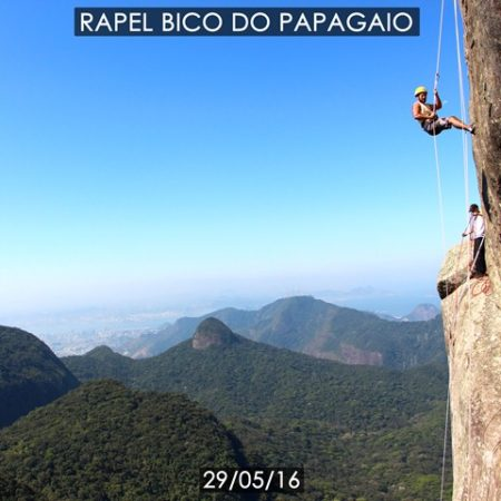 Rapel Bico do Papagaio