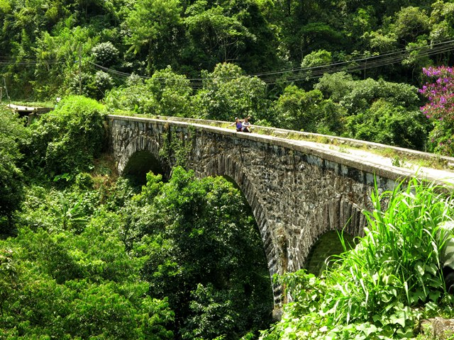 Ponte de pedra - Caminho do Ouro