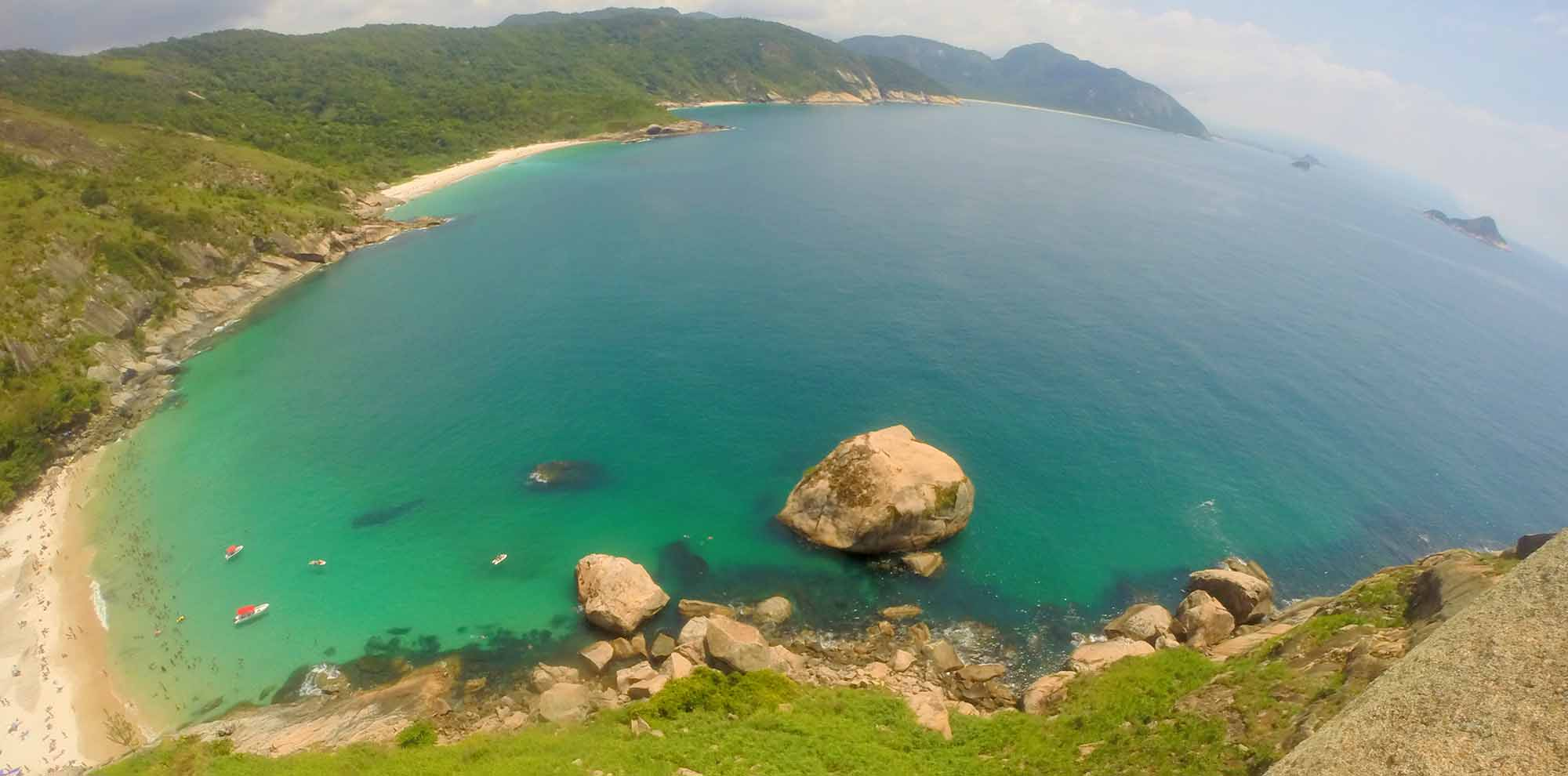 Praia do Perigoso - Barra de Guaratiba