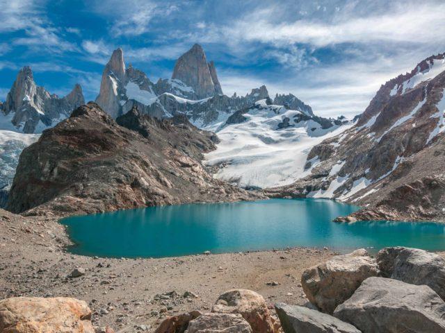 Patagônia Argentina Mirante Fitz Roy - Chaltén