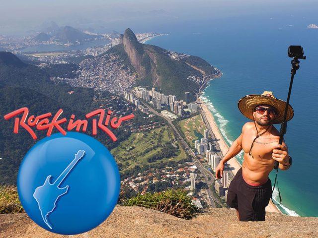Pedra da Gávea Rock in Rio