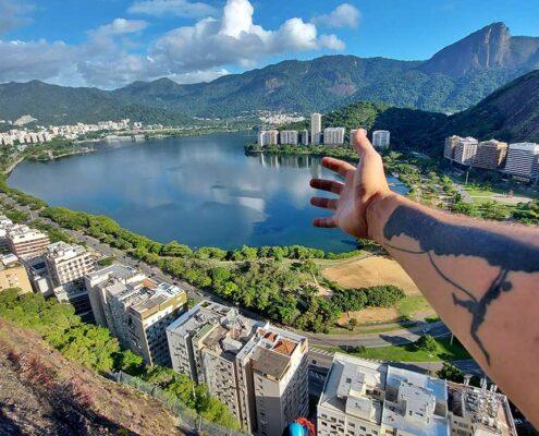 Aula de Escalada no Rio de Janeiro