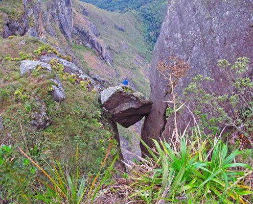 Guia profissional de Montanha - @KmonAdventure